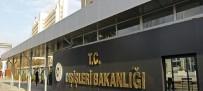 DOĞU AKDENİZ - Bakanlık AB Zirvesi'nin Türkiye Kararını Kınadı
