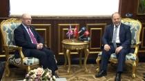 AVRUPA - Başbakan Yardımcısı Akdağ, İngiltere Ortadoğu Bakanı Burt İle Görüştü