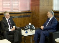 ERCIYES - Başkan Çelik'ten Yatırım Daveti