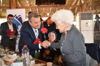 BELEDİYE BAŞKAN YARDIMCISI - Başkan Çerçi, Huzurevi Sakinleriyle Buluştu
