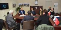 DEPREM - Başkan Doğan, CHP'lilere Cedit'teki Kentsel Dönüşümü Anlattı