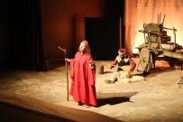 TÜLAY BAYDAR - Başkan Duruay Polis Akedemisi Öğrencileriyle Tiyatro İzledi