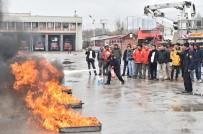 BAŞKENT - Başkent'te Yaşanan 424 Yangının 121'İ Tedbirsizlik, Sigara Ve Kibritten Kaynaklandı