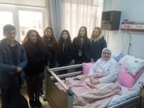 SARAYBOSNA - Bayrampaşalı Öğrencilerden Regaip Kandili'nde Örnek Davranış