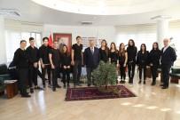 ALMANYA - Burhaniye Belediyesi Avrupa İle Kültür Köprüsü Kuruyor