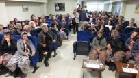 KARADERE - Burhaniye'de Dünya Su Günü'nde Altın Madeni Tartışıldı