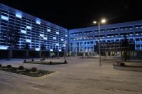 TEMİZ ENERJİ - Büyükşehir Belediyesi Işıklarını Çevre İçin Kapatıyor
