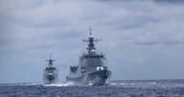 İLK UÇAK GEMİSİ - Çin-ABD Donanmaları Karşı Karşıya Geldi