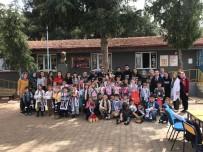ALI UYSAL - Çocuklar Kucak Dolusu Hayaller Projesiyle Hediyelerini Aldı