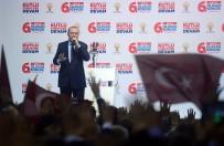 ÜÇÜNCÜ HAVALİMANI - Cumhurbaşkanı Erdoğan Açıklaması '3 Bin 731 Terörist Etkisiz Hale Getirildi'