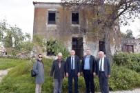 MÜBADELE - Didim Belediyesi Kent Belleği İçin Mübadele Evinin Restorasyonuna Başlayacak
