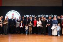 EMRULLAH İŞLER - Dilimizi Koruyalım Projesi Ödül Töreni Düzenlendi