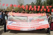 İLAHİYAT FAKÜLTESİ - DÜ'de Öğrencilerden Afrin'e Destek