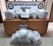 KAZANLı - Durdurulan Kamyonda 65 Kilo Esrar Ele Geçirildi