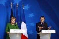 ALMANYA - Fransa Ve Almanya'dan Rusya'ya Karşı Sert Adımlar