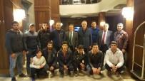 TAŞPıNAR - Gençler Kulüpler Halter Türkiye Şampiyonası Ağrı'da Yapılacak
