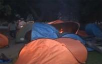 MURAT SARı - Gezi'de Çadırları Yaktıran Müdüre 10 Ay Hapis