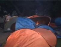 GEZİ PARKI - Gezi Parkı'nda yakılan çadırlara ilişkin davada karar