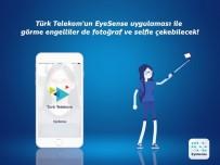 Görme engelliler selfie çekebilecek