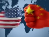 İLK UÇAK GEMİSİ - Çin ile ABD arasında gerginlik