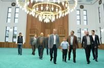 RAUF DENKTAŞ - Hacı Şefik Çetin Camii İbadete Açıldı