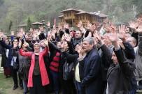 HİDROELEKTRİK SANTRALİ - Haluk Levent'ten 'HES'e Hayır' Desteği