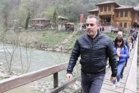 HİDROELEKTRİK SANTRALİ - Haluk Levent'ten Yenice Halkına 'HES'e Hayır' Desteği