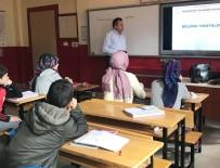 REHBER ÖĞRETMEN - Hisarcık ÇPL'de Ortaokul Öğrencilerine Bölüm Tanıtımı