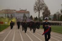 TERÖRLE MÜCADELE - Jandarma Ve Sahil Güvenlik Uzman Erbaşları Asayiş Kurslarını Tamamladı
