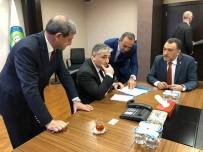 KALKINMA BANKASI - Jeotermal Kaynaklı Yatırımlar Ankara'da Masaya Yatırıldı