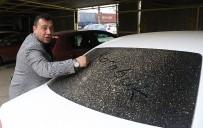 MEHMET ÖZEN - Karabük'te Çamur Yağmuru Araç Sürücülerini Oto Yıkamalara Koşturdu