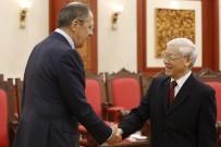 DEVLET BAŞKANI - Lavrov'un Vietnam'da Temasları Devam Ediyor