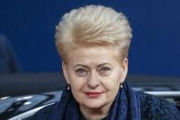 DEVLET BAŞKANI - Litvanya Devlet Başkanı Grybauskaite Açıklaması 'AB Ülkeleri Rusya'ya Karşı Tedbirler Alacak'