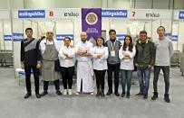 MUTFAK GÜNLERİ - Madalyalı Öğrencilerden Rektör Çomaklı'ya Ziyaret