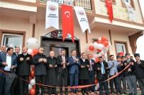 İSMAIL AYDıN - Mahalle Konağı Dualarla Açıldı