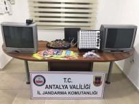 PAZARCI - Manavgat'ta Kumar Baskını