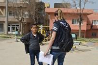 OKUL SERVİSİ - Mardin Polisinden Çocukları Koruyan Uygulama