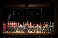 MEHTER TAKIMI - Mehter Ve Bando Takımından Evrensel Konser