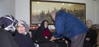 MEHMET MÜEZZİNOĞLU - Milletvekili Karaburun'un Babası Son Yolculuğuna Uğrulandı