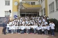 FARKıNDALıK - Minik GKV'liler 'Su' İçin Şarkı Söyleyip Şiir Okudular