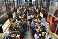 PıRLANTA - Mücevher Fuarında Milyonluk Pırlanta Yüzük Ve 16 Bin Liralık Kasa Sergilendi
