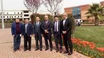 İLAHİYAT FAKÜLTESİ - Muş'dan Karacoşkun'a Ziyaret