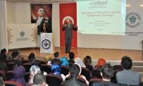 ÖĞRENCILIK - NEÜ'de Dünyada Ve Türkiye'de Lojistik Sektörünün Geleceği Konuşuldu