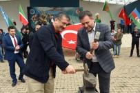 MEHMET KARAKAŞ - Nevruzu Ateş Yakarak Ve Demir Döverek Kutladılar