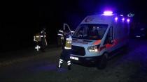Nevşehir'deki Uçak Kazasının Görgü Tanığı Açıklaması 'Şimşek Gürler Gibi Patlama Oldu'