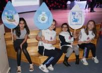 DENİZ CANLILARI - Öğrencilere Bilinçli Su Tüketimi Eğitimi