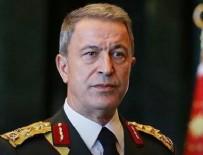 DARBE GİRİŞİMİ - Orgeneral Akar Genelkurmay 'Çatı' Davası'nda ifade verdi