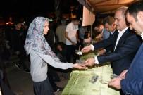 HASAN ŞAHIN - Osmaniye Belediyesi Camilerde Helva Dağıttı