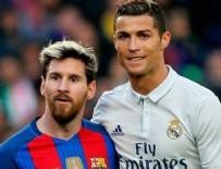 LİONEL MESSİ - Ronaldo, Messi'den bir fazla istedi
