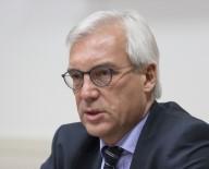 AVRUPA - Rusya Dışişleri Bakanlığı Açıklaması 'Avrupa Konseyi'nin Kararı Kabul Edilemez'